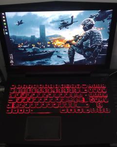 Notebook Lenovo Legion Y520-15IKBM