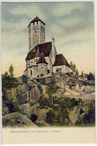 Reichenberg - Hohenhabsburg // Liberec - Výšina