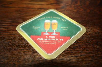 Pivní podtácek