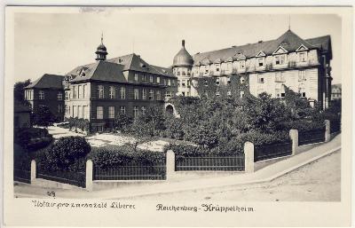 Liberec - Jedličkárna