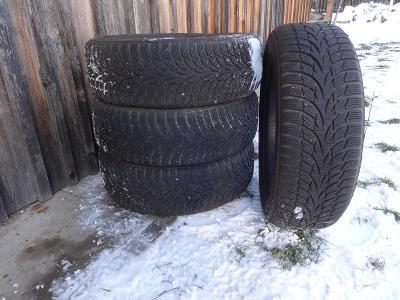 Zimní pneu NOKIAN WR D3 195/60 R16 89H,  i pro SUV