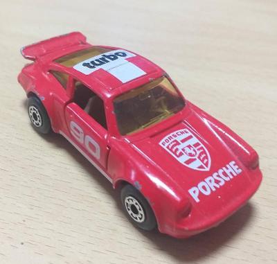 Matchbox-3C Porsche Turbo