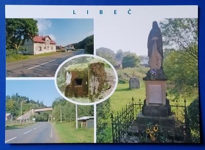 Libeč, Trutnov, vojenský bunkr