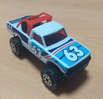 Matchbox-13D Open Back Truck