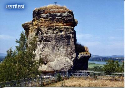Jestřebí (Česká Lípa), hrad 3