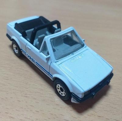 Matchbox-17E Ford Escort Cabrio