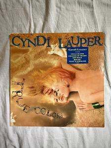 Cyndi Lauper True Colors LP Vinyl 1986
