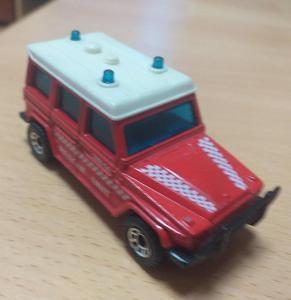 Matchbox-30F Mercedes G Wagon