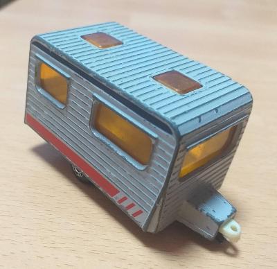 Matchbox-31C Caravan