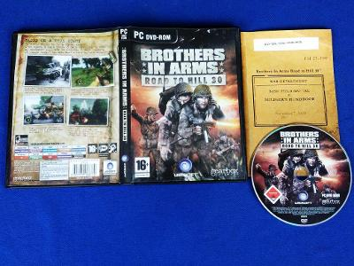 PC - BROTHERS IN ARMS ROAD TO HILL 30 (retro 2005) Top