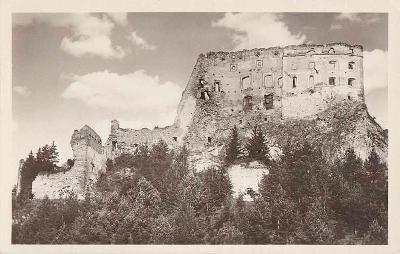 Likava, zřícenina hradu