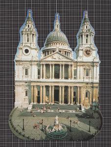 VELKÁ BRITÁNIE • LONDÝN • ST. PAUL´S CATHEDRAL • 23