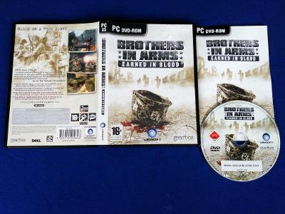 PC - BROTHERS IN ARMS EARNED IN BLOOD (retro 2005) Top