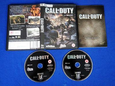 PC - CALL OF DUTY 1 (retro 2003) Top