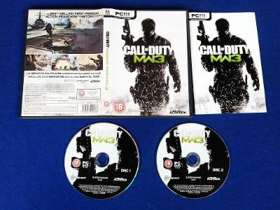 PC - CALL OF DUTY MODERN WARFARE 3 (retro 2011) Top