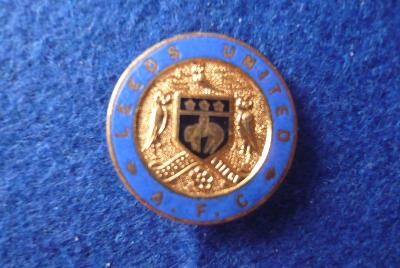 Fotbalový klub Anglie Leeds United A.F.C.