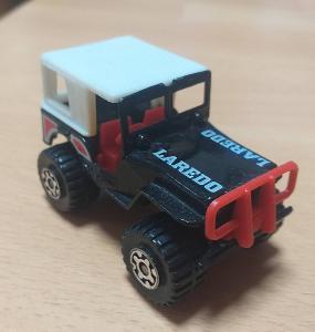 Matchbox-20C Jeep 4x4