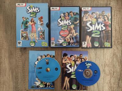 PC hry - The Sims 2 limitovaná edice - CZ
