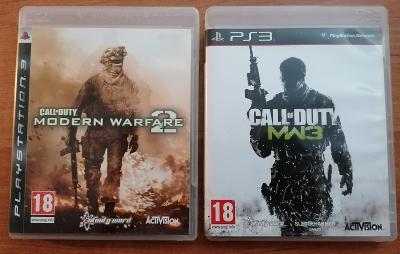 Call of Duty Modern Warfare 2 a 3 PS3