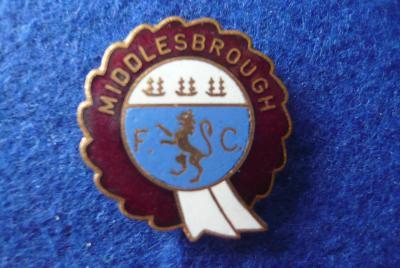 Fotbalový klub Anglie Middlesbrough F.C.