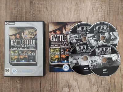 PC hry - Battlefield 1942 anthology - CZ