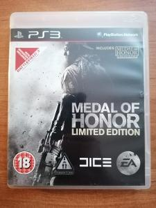 Medal of Honor Limited Edition hra PS3
