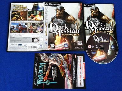 PC - DARK MESSIAH MIGHT AND MAGIC (retro 2006) Top
