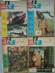 Vinnetou v ABC roč.9 / 1964-1965