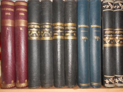 Časopis Světozor 1905-1916