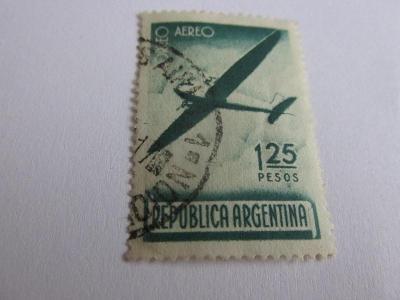 Prodávám známky Argentina 1940, Letadla