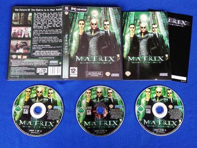 PC - MATRIX ONLINE (retro rok 2005) Top