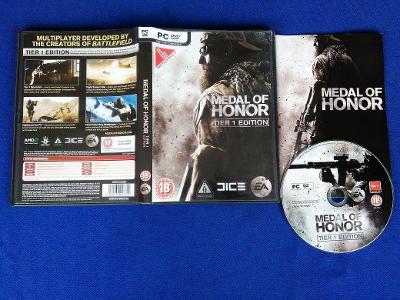 PC - MEDAL OF HONOR TIER 1 EDITION (retro 2010) Top