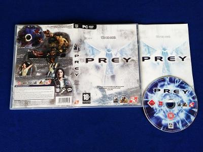 PC - PREY (retro 2006) Top