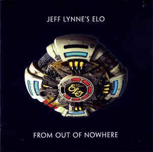 ELECTRIC LIGHT ORCHESTRA - From Out Of Nowhere - CD 2019