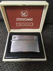 Sbírkový zapalovač Sarome Senior