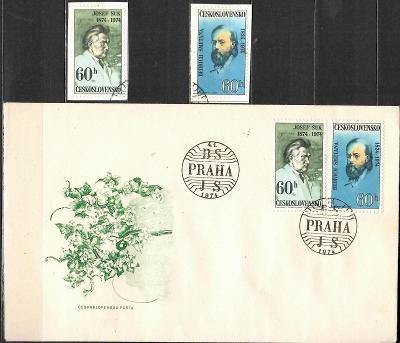 V9405   - FDC obálka prvního dne vydání + známky navíc