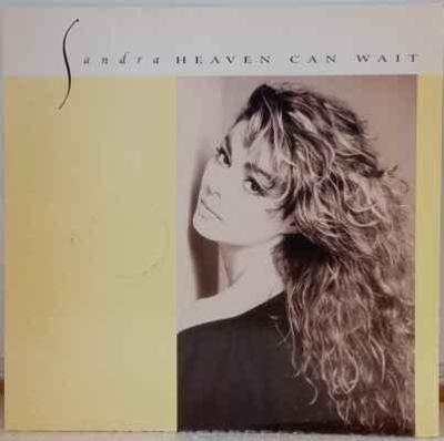 Sandra - Heaven Can Wait, 1988 EX