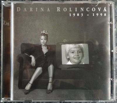 CD Darina Rolincová - 1983-1998