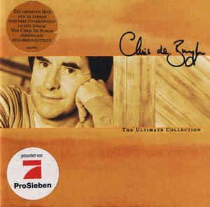 CHRIS DE BURGH - The Ultimate Collection CD  2000