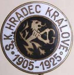 SK Hradec Králové 1905-1925