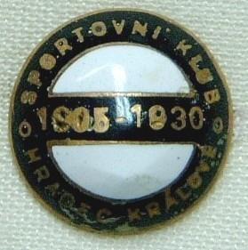 SK Hradec Králové 1905-1930