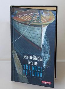 Jerome Klapka - Tři muži ve člunu
