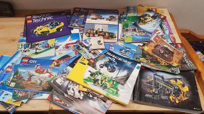 Lego návody od Legomania