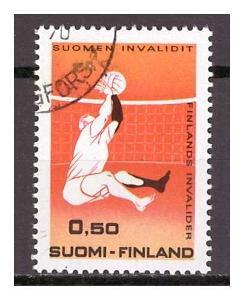 Finsko 1970 - sport - Michel 676