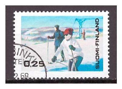 Finsko 1970 - sport - Michel 640