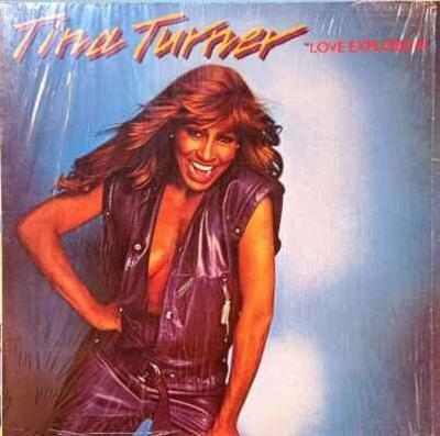 LP Tina Turner - Love Explosion, 1984 EX