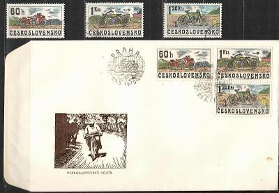 V9446   - FDC obálka prvního dne vydání + známky navíc