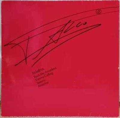 LP Falco - Falco 3, 1985
