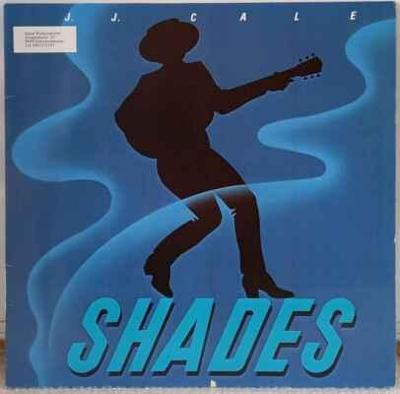LP J. J. Cale - Shades, 1981 EX