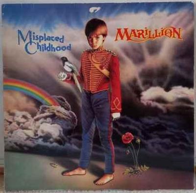 LP Marillion - Misplaced Childhood, 1985 EX